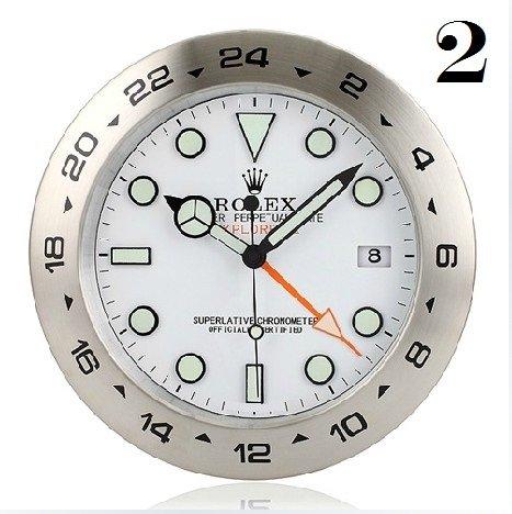 ROLEX XL Explorer II Series Luxury Wall Clock (Limited)