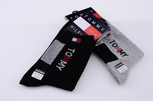 Tommy Hilfiger Custom Large Print Pitch Sport Socks 1399008