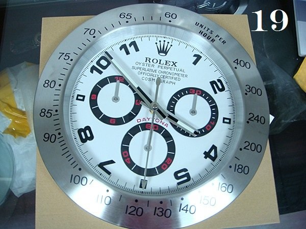 ROLEX Daytona Series RX003 Luxury Wall Clock (Limited) (Extended)