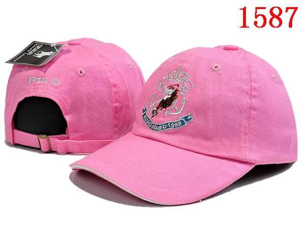 Polo RL BLACKWATCH COTTON BASEBALL CAP