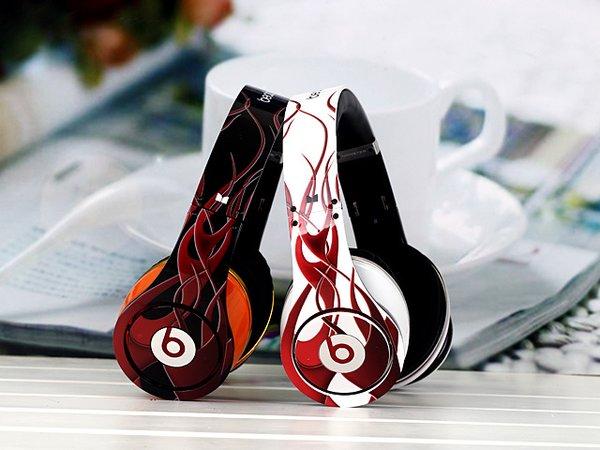 Beats By Dre Harley Davidson Studio Wireless Headphones (Limited Edition)