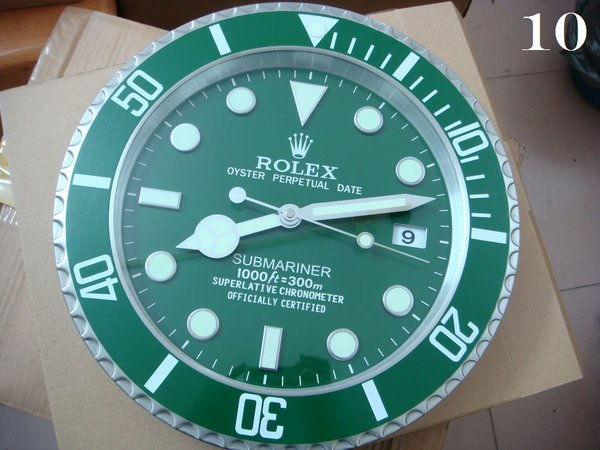 ROLEX Submariner Series RX203-05 Luxury Wall Clock