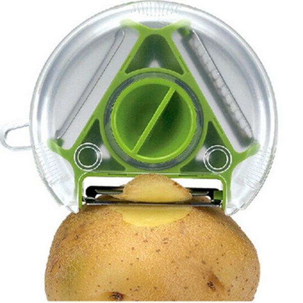 Rotatable Multi-functional Fruit & Vegetable Peeler