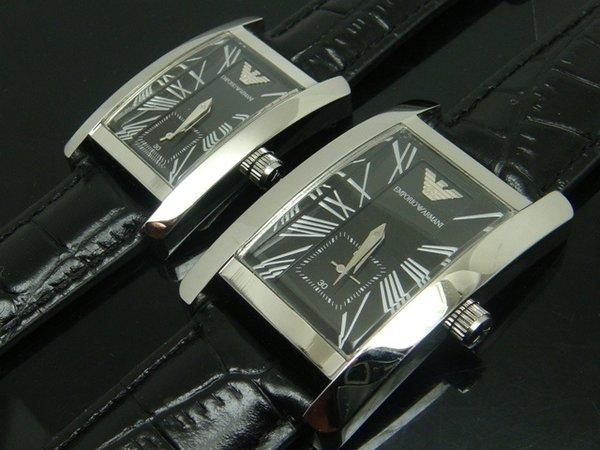 Emporio Armani His & Her Luxury Watch Set