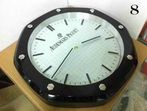 Audemars Piguet Royal Oak Luxury Luminated Wall Clock (Extended)