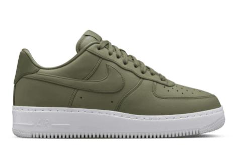 Men's Nike Lab Air Force 1 Low Urban Haze Sneakers