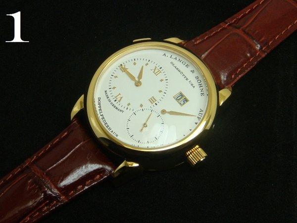 A. Lange & Söhne Grand Lange 1 Luxury Wristwatch