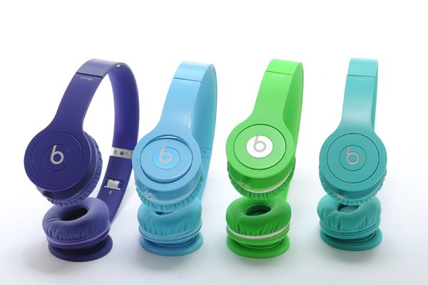 Beats by Dr. Dre Solo Hd On-Ear Headphones (Extended Colors)