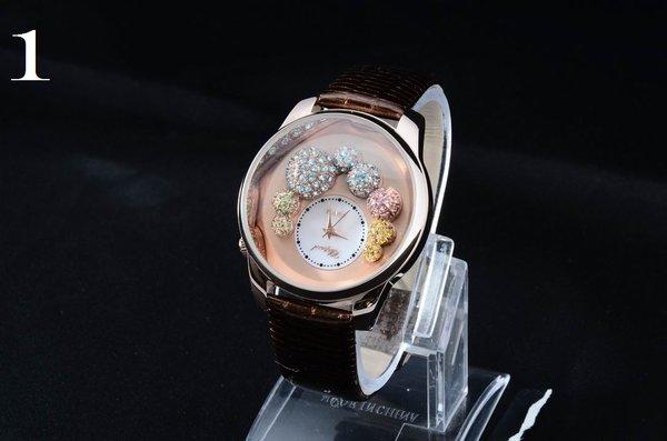 Chopard Happy Sport Custom Stone Studded Classic Luxury Watch 700273