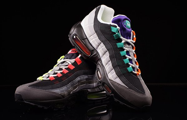 """Men's Nike """"What The"""" Air Max 95 Sneakers (Limited & Special Editions)"""
