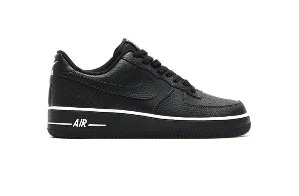 Men's Nike Air Force 1 07 Low Black Pivot Pack Sneakers