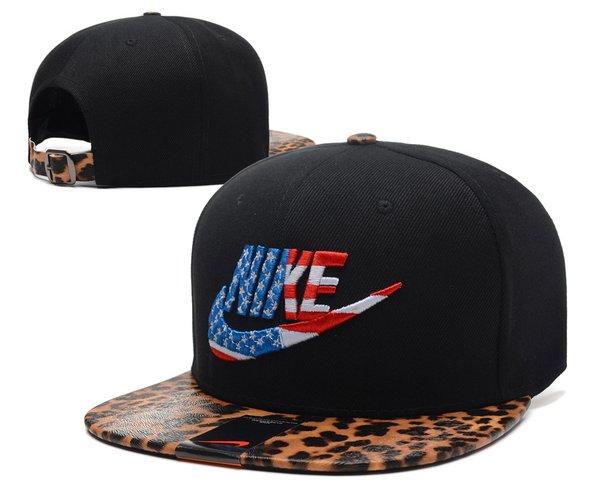 The Nike Futura Custom USA Snapback