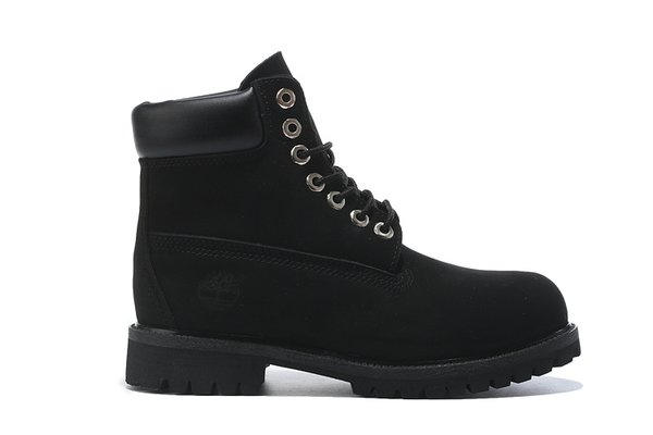 Men's Timberland 6 Inch 10061-All Black Boots