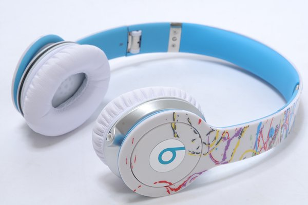 Beats by Dr. Dre Solo Hd Artist Series - Graff Futura Over-Ear Headphones (Limited Edition)