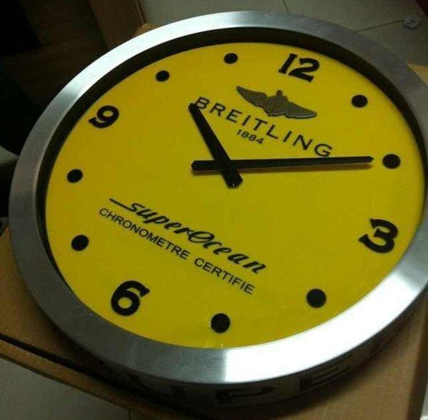 Breitling Superocean Luxury Wall Clock