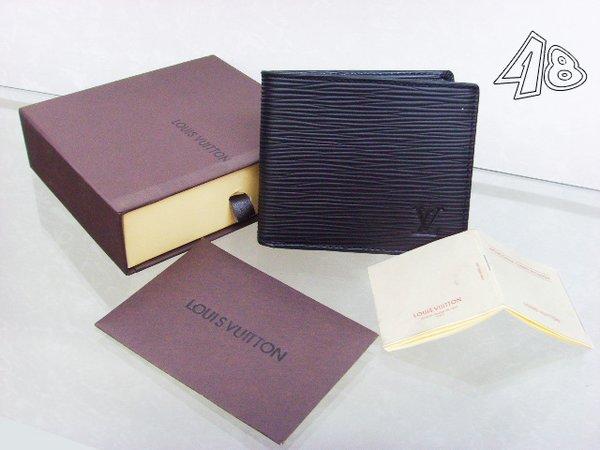 Men's Louis Vuitton Epi Bifold Wallet