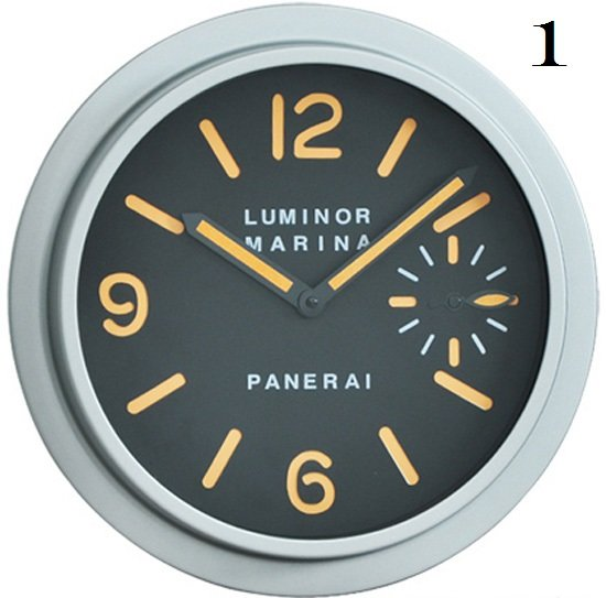 Panerai Luminor Marina Luxury Round Wall Clock (Limited)