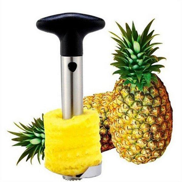 Stainless Steel Pineapple Slicer & Peeler