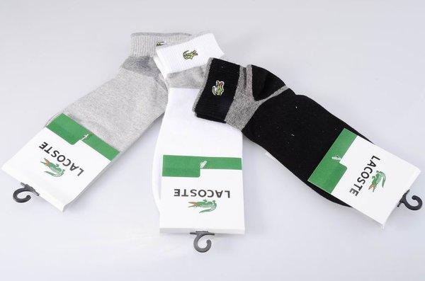 Lacoste Ped Custom Ankle Cut Socks 1397972