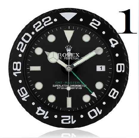 ROLEX XL GMT Master II Series Luxury Wall Clock (Limited)