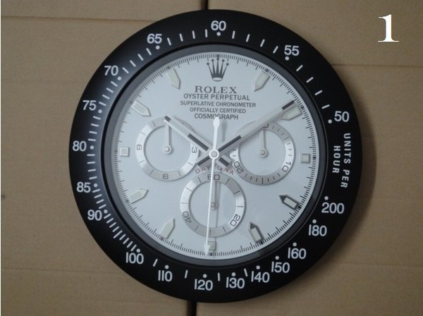ROLEX Daytona Series RX003 Luxury Wall Clock