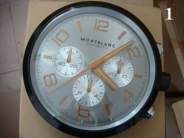 MontBlanc Timewalker Chronograph Luxury Wall Clock (Limited)
