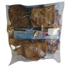 1 lb. Wholesome Hide USA Large Rawhide Chips 6-Pack