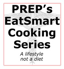 Eat Smart 3-Week Series begins Monday June 12 at 6:30p