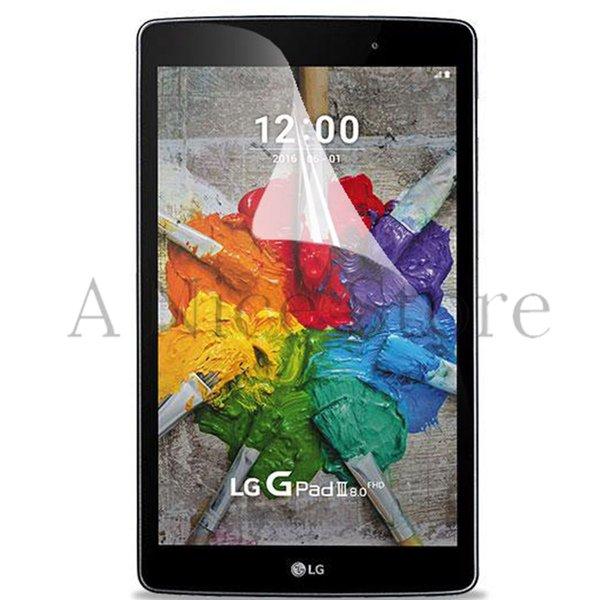 LG G Pad 3 8.0/LG G Pad X 8.0 ULTRA Clear LCD Screen Protector Film