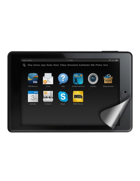 """2014 Kindle Fire HD 7"""" ULTRA Clear LCD Screen Protector Film"""