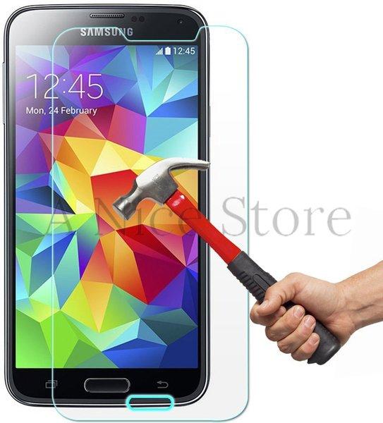 Samsung Galaxy S5 Ultra Thin Premium Tempered Glass Screen Protector Film