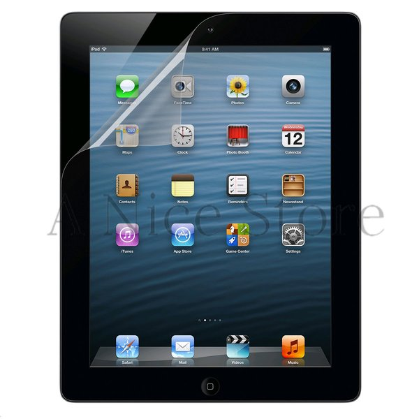 Apple iPad Air 2 ULTRA Clear LCD Screen Protector Film