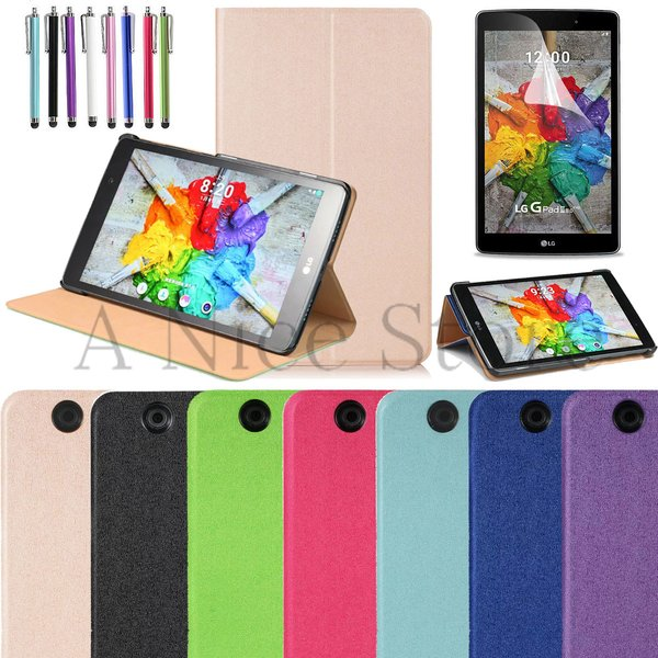"""For Lg G Pad III 8.0""""/ G Pad X 8.0 Soft PU Leather Case Cover"""