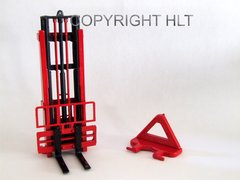 BECO010 Bevro Forklift Attachment 1:32 Scale