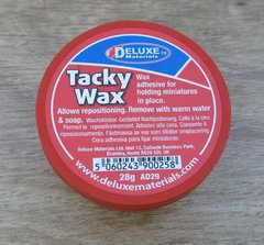 46092 AD29 Tacky Wax - Figure holding glue