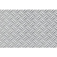 1 x A4 Sheet Double Diamond Plate 1:32 Scale FB068