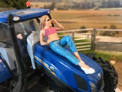 Jessica Sexy Farm Girl Figure 1:32 Scale by AT-COLLECTIONS 32109