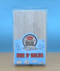 Balsa Assortment Pack Expo Tools BWPACK