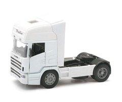 Scania Topline Truck Tractor Unit White 1:32 Scale NewRay 10843D