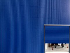 FB036H Blue Corrugated Card 1:32 scale