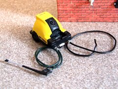 WM042 Power Washer 1:32 scale by HLT Miniatures