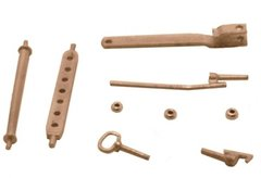 Parts for Front/Rear Lift Link Arms 1:32 Scale by Artisan 32 20806