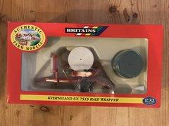 Kverneland UN 7515 Bale Wrapper Boxed Britains 00213