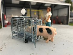 Pig Scales 1:32 Scale by BLR Models BLR04