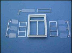 2 x Large Casement Windows 1:32/1:35 Scale FB400