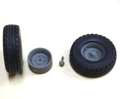 Transport Straps with Wheels Kit 1:32 Scale by Artisan 32 30045