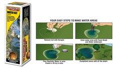 WRJ5153 Woodland Scenics Water Kit Any Scale