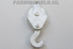 Large Chain Hoist Hook 1:32 Scale by Artisan 32 20080