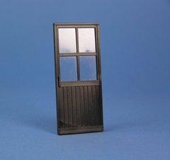 Workshop/Commercial Door with Casing (not shown) 1:32/1:35 Scale FB515