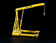 PLM386 Workshop Crane in 1:32/1:35 scale by Plusmodel